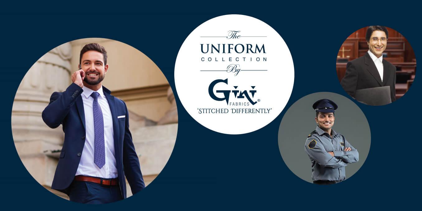 Uniform Collection - Gini Silk Mills